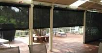 ziptrak outdoor blinds products perth