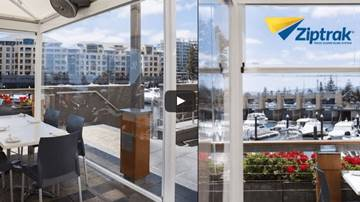 clear pvc outdoor blinds perth