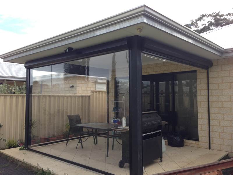 Ziptrak Blinds Perth Ziptrak Outdoor Screens A Amp A