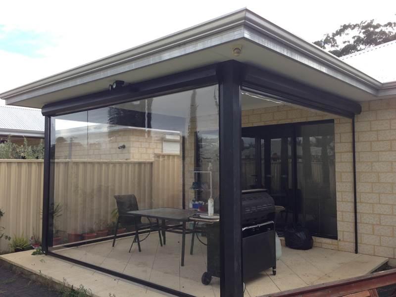 Ziptrak Blinds Perth Ziptrak Outdoor Shade Blinds A Amp A