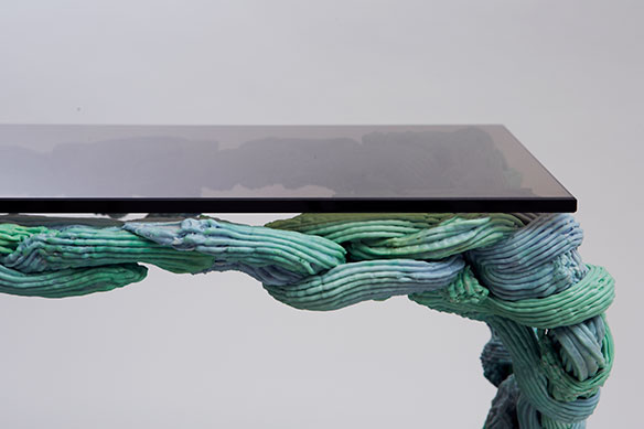 recycled plastic furniture by james shaw