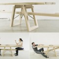 See Saw Table
