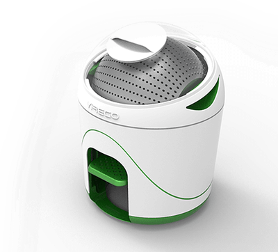 clothes washing machine without electricity