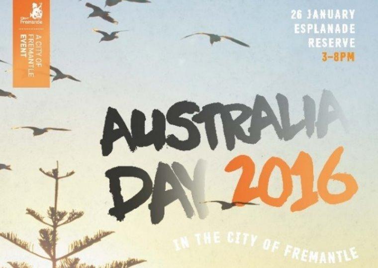 fremantle australia day 2016