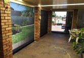 ziptrack patio blinds enhance perth home.