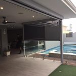 patio with new blinds in north coogee