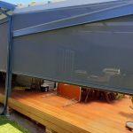 fremantle ziptrak blinds installation